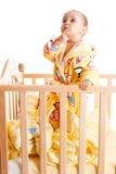 στόμα δάχτυλων μωρών στοκ εικόνες με δικαίωμα ελεύθερης χρήσης