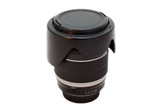 στόχος καθρεφτών φωτογραφικών μηχανών Στοκ εικόνες με δικαίωμα ελεύθερης χρήσης