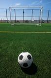 Στόχος ποδοσφαίρου Στοκ εικόνα με δικαίωμα ελεύθερης χρήσης