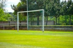 Στόχος ποδοσφαίρου Στοκ φωτογραφία με δικαίωμα ελεύθερης χρήσης