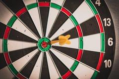Στόχος στόχων, σύμβολο του στόχου στοκ εικόνες