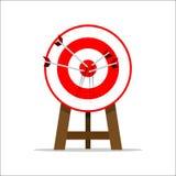 Στόχος στόχων Στοκ φωτογραφία με δικαίωμα ελεύθερης χρήσης
