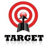 στόχος Στοκ εικόνα με δικαίωμα ελεύθερης χρήσης