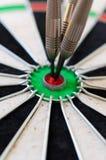 Στόχος bullseye στοκ εικόνες με δικαίωμα ελεύθερης χρήσης