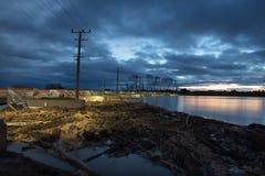 Συγκέντρωση Driftwood Στοκ εικόνες με δικαίωμα ελεύθερης χρήσης