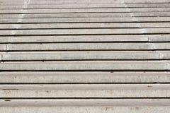 Συγκεκριμένα σκαλοπάτια το φθινόπωρο Στοκ Εικόνες