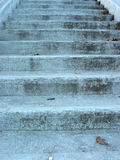 συγκεκριμένα σκαλοπάτια 1 στοκ εικόνες