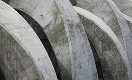 συγκεκριμένες καμπύλε&sigma Στοκ φωτογραφία με δικαίωμα ελεύθερης χρήσης