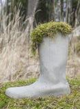Συγκεκριμένες μπότες στοκ εικόνες με δικαίωμα ελεύθερης χρήσης