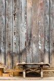 Συγκεκριμένη καρέκλα Στοκ Εικόνες