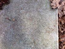 Συγκεκριμένη πέτρα patio Στοκ Εικόνα