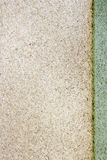 Συγκεκριμένος γκρίζος τοίχος Στοκ φωτογραφία με δικαίωμα ελεύθερης χρήσης