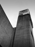 Συγκεκριμένος - πρώην μετα κτήριο του Γιορκσάιρ στοκ φωτογραφίες