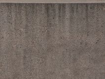 Συγκεκριμένος τοίχος τσιμέντου Grunge Άνευ ραφής γκρίζα σύσταση συμπαγών τοίχων κινηματογραφήσεων σε πρώτο πλάνο στοκ εικόνες