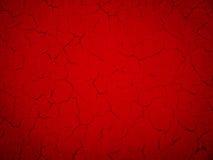 Συγκεκριμένος τοίχος τσιμέντου Grunge με τη ρωγμή στο βιομηχανικό κτήριο ελεύθερη απεικόνιση δικαιώματος