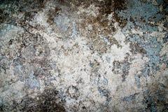 συγκεκριμένος τοίχος grunge & Στοκ Φωτογραφίες