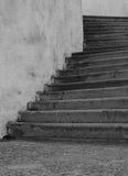 Συγκεκριμένο να ανεβεί σκαλών Στοκ φωτογραφία με δικαίωμα ελεύθερης χρήσης