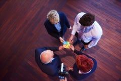 Συγκεντρώνοντας γρίφος τορνευτικών πριονιών Στοκ φωτογραφία με δικαίωμα ελεύθερης χρήσης