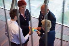 Συγκεντρώνοντας γρίφος τορνευτικών πριονιών Στοκ εικόνα με δικαίωμα ελεύθερης χρήσης