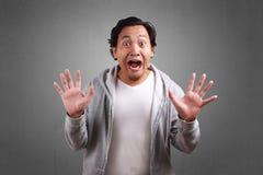 Συγκλονισμένα άτομα με το ανοικτό στόμα στοκ εικόνες με δικαίωμα ελεύθερης χρήσης