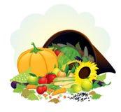 συγκομιδή φθινοπώρου απεικόνιση αποθεμάτων