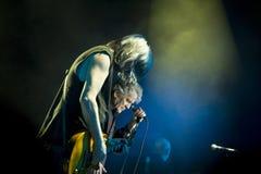 Συγκρότημα ροκ της Ναζαρέτ Στοκ φωτογραφία με δικαίωμα ελεύθερης χρήσης