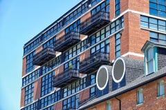 Συγκυριαρχία σε μια καθιερώνουσα τη μόδα περιοχή Στοκ Εικόνες
