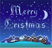 Συγχαρητήρια στα Χριστούγεννα το 2019 με μια επιθυμία της ευτυχίας και της χαράς στοκ εικόνες