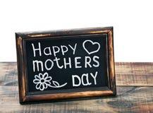 Συγχαρητήρια την ημέρα της μητέρας στοκ εικόνες