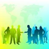 συγχώνευση επιχείρησης ελεύθερη απεικόνιση δικαιώματος