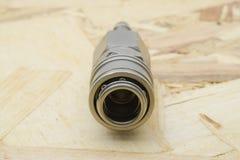 συζευκτήρας Συνδετήρας συζεύξεων αέρα στοκ φωτογραφία
