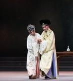 """Συζυγικός η αγάπη-τρίτη βάρκα φεστιβάλ-Kunqu Opera""""Madame άσπρο Snake† δράκων πράξεων Στοκ Φωτογραφίες"""