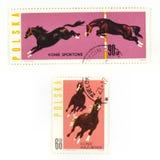 συλλέξιμα γραμματόσημα α&lam Στοκ εικόνα με δικαίωμα ελεύθερης χρήσης