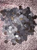 Συλλογές νομισμάτων Στοκ φωτογραφία με δικαίωμα ελεύθερης χρήσης