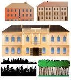 συλλογή αρχιτεκτονική&sig Στοκ Εικόνες