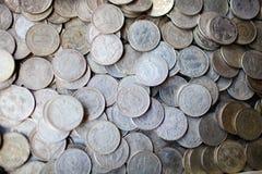 συλλογή νομισμάτων παλα&i Στοκ εικόνα με δικαίωμα ελεύθερης χρήσης