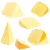 συλλογή τυριών Στοκ εικόνες με δικαίωμα ελεύθερης χρήσης