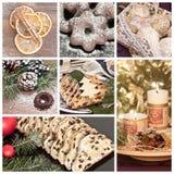 Συλλογή Χριστουγέννων Στοκ Εικόνες