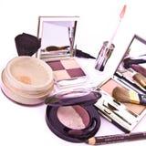 συλλογή makeup στοκ εικόνες με δικαίωμα ελεύθερης χρήσης