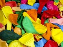 συμβαλλόμενο μέρος μπαλονιών ανασκόπησης Στοκ φωτογραφία με δικαίωμα ελεύθερης χρήσης