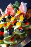 συμβαλλόμενο μέρος τροφί Στοκ εικόνες με δικαίωμα ελεύθερης χρήσης