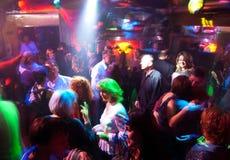 Συμβαλλόμενο μέρος χορού Στοκ φωτογραφίες με δικαίωμα ελεύθερης χρήσης