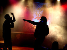 συμβαλλόμενο μέρος χορ&omicr Στοκ φωτογραφία με δικαίωμα ελεύθερης χρήσης