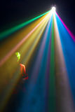 συμβαλλόμενο μέρος disco Στοκ εικόνες με δικαίωμα ελεύθερης χρήσης