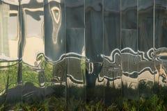 Συμβολή, Λυών, Ροδανός, Γαλλία Στοκ Εικόνα