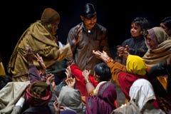 συμβολή prasad Varanasi Στοκ φωτογραφίες με δικαίωμα ελεύθερης χρήσης