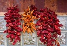 συμβολοσειρά πιπεριών Στοκ φωτογραφία με δικαίωμα ελεύθερης χρήσης