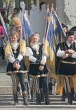Μεσαιωνικοί φορείς Στοκ φωτογραφία με δικαίωμα ελεύθερης χρήσης