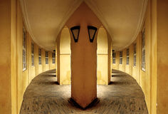 συμμετρία Στοκ φωτογραφία με δικαίωμα ελεύθερης χρήσης