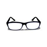 Συμμετρικά γυαλιά για τη θέα Στοκ Εικόνες